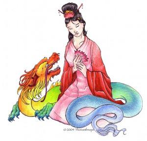 Ilustração de Theri