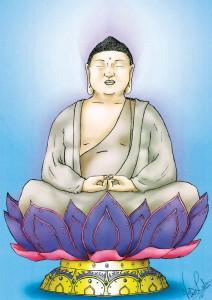 Buda_simple_by_vrolim