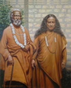 Yogananda e Sri Yukteswar